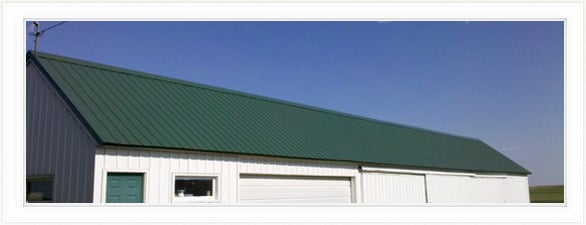 Standing Seam/Architectural Roofing Contractors Eau Claire