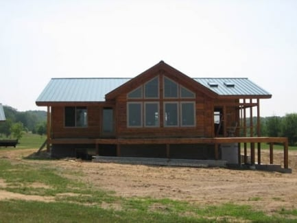 Standing Seam Roofs   Liberty Exteriors Roofing Company In Eau Claire  Wisconsin