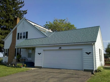 Steel Roofing Contractor Eau Claire Wi Liberty Exteriors