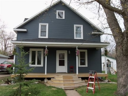 Vinyl Siding Photo Gallery Liberty Exteriors Eau Claire Wi