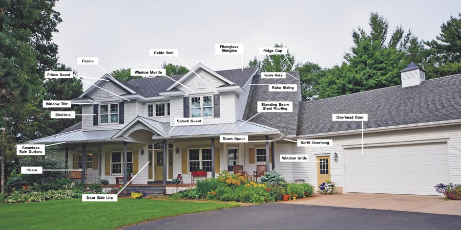Home Contracting Industry Terms Roofing Terms