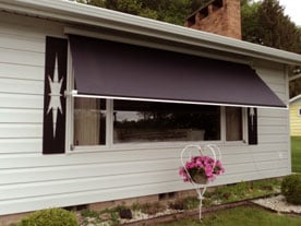 Professional awning installer in Eau Claire Wisconsin