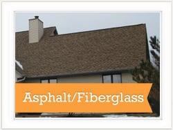 Asphalt/Fiberglass Roofing